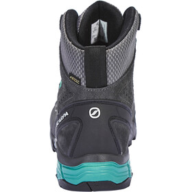 Scarpa ZG Lite GTX Shoes Damen dark gray/icefall